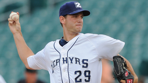 Jacob Turner is 1-0 with a 2.65 ERA in three PCL starts.